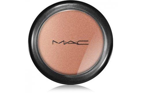 MAC Sheertone Shimmer Blush tvářenka odstín Sweet as Cocoa  6 g Tvářenky