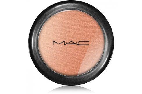 MAC Sheertone Shimmer Blush tvářenka odstín Sunbasque  6 g Tvářenky