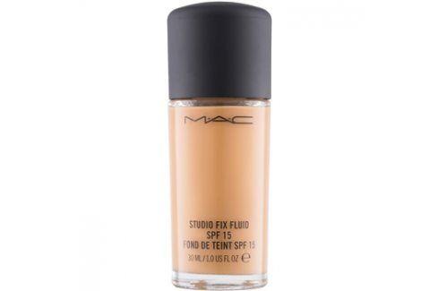 MAC Studio Fix Fluid zmatňující make-up SPF15 odstín NC40 30 ml up