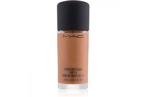 MAC Studio Fix Fluid zmatňující make-up SPF15 odstín NW45 30 ml up