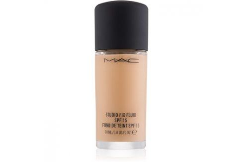 MAC Studio Fix Fluid zmatňující make-up SPF 15 odstín NC20 30 ml up