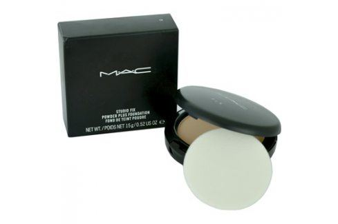 MAC Studio Fix Powder Plus Foundation kompaktní pudr a make-up 2 v 1 odstín NW40  15 g up
