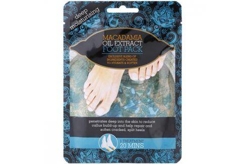 Macadamia Oil Extract Pack hydratační ponožky Krémy na nohy