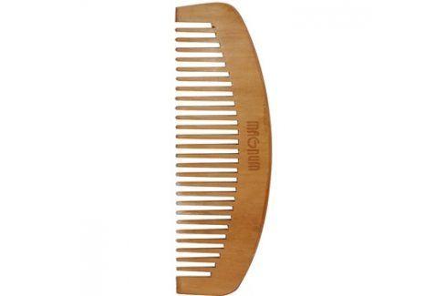 Magnum Natural hřeben z hruškového dřeva DS-003 15 cm Hřebeny