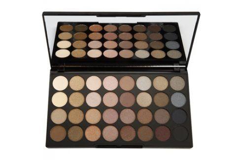 Makeup Revolution Beyond Flawless paleta očních stínů  16 g Oční stíny