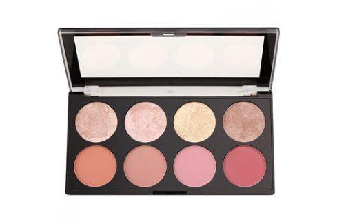 Makeup Revolution Blush paleta tvářenek odstín Blush Goddess 13 g Tvářenky