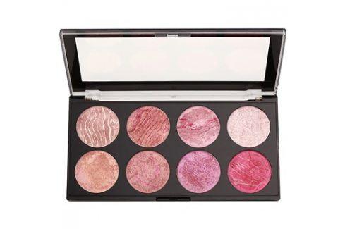 Makeup Revolution Blush paleta tvářenek odstín Blush Queen 13 g Tvářenky