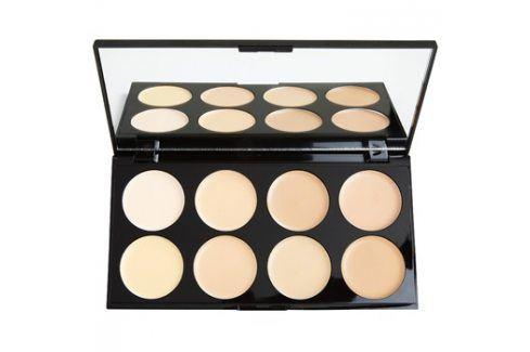 Makeup Revolution Cover & Conceal paleta korektorů odstín Light 10 g Korektory