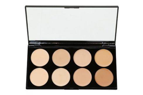 Makeup Revolution Cover & Conceal paleta korektorů odstín Light - Medium 10 g Korektory