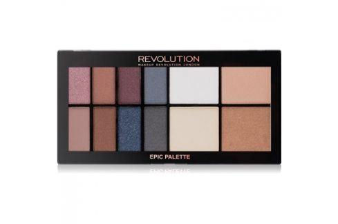 Makeup Revolution Epic Nights multifunkční paleta  20,5 g Multifunkční paletky