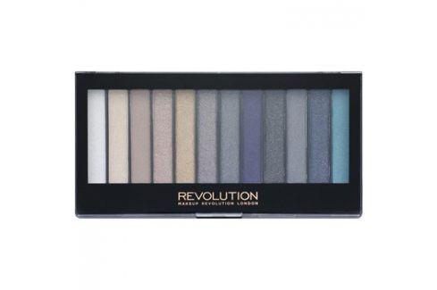 Makeup Revolution Essential Day to Night paleta očních stínů  14 g Oční stíny