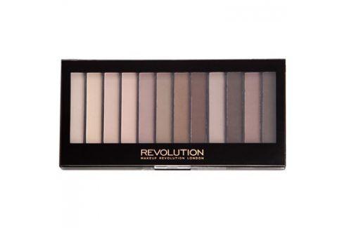 Makeup Revolution Essential Mattes 2 paleta očních stínů  14 g Oční stíny