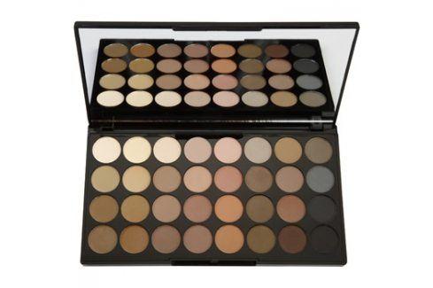 Makeup Revolution Flawless Matte paleta očních stínů  16 g Oční stíny