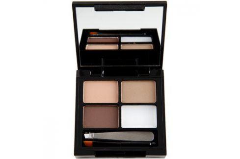 Makeup Revolution Focus & Fix sada pro dokonalé obočí odstín Light Medium 4 g Tužky na obočí