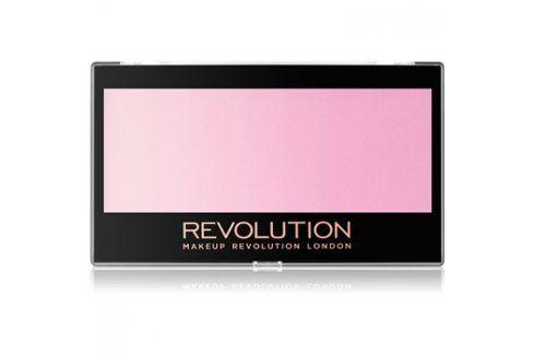 Makeup Revolution Gradient tvářenka odstín Peach Mood Lights 12 g Tvářenky