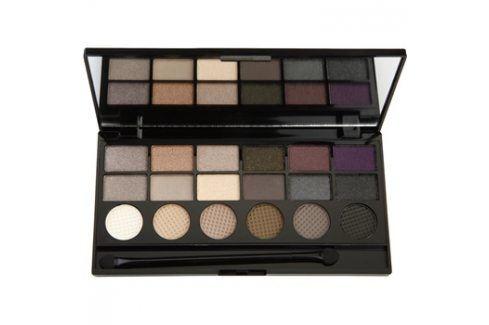 Makeup Revolution Hard Day paleta očních stínů  13 g Oční stíny
