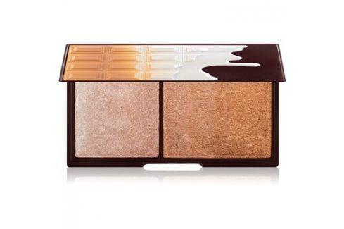 Makeup Revolution I ♥ Makeup Bronze And Shimmer rozjasňující a bronzující paletka  11 g Kontury obličeje