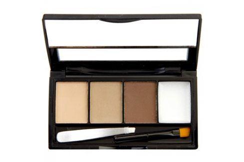 Makeup Revolution I ♥ Makeup Brows Kit set na obočí odstín Fairest Of Them All 3 g Tužky na obočí