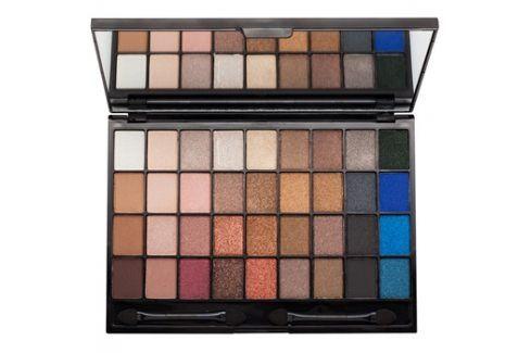 Makeup Revolution I ♥ Makeup Explicit Content paleta očních stínů se zrcátkem a aplikátorem  28 g Oči