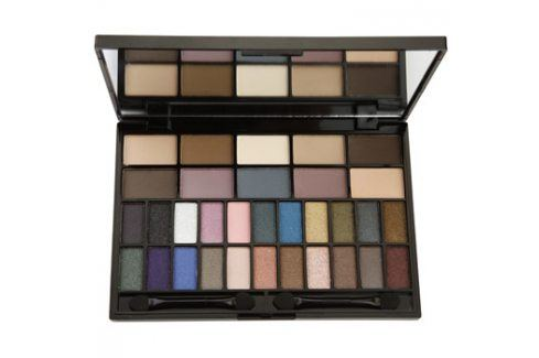 Makeup Revolution I ♥ Makeup Fast Love paleta očních stínů  14 g Oční stíny