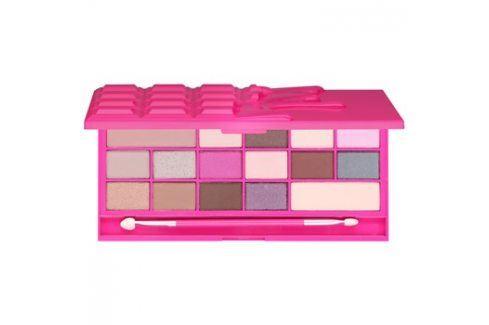 Makeup Revolution I ♥ Makeup Chocolate Love paleta očních stínů  22 g Oči