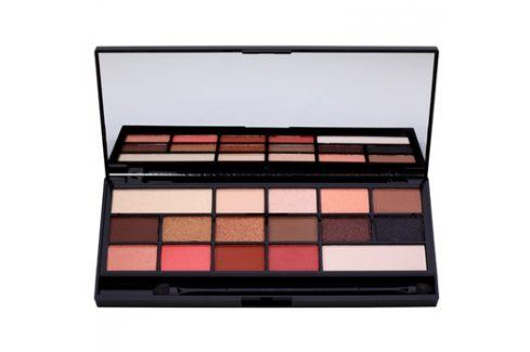 Makeup Revolution I ♥ Makeup Chocolate Vice paleta očních stínů se zrcátkem a aplikátorem  22 g Oční stíny