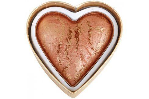 Makeup Revolution I ♥ Makeup Summer Of Love bronzující pudr odstín Love Hot Summer 10 g Pudry