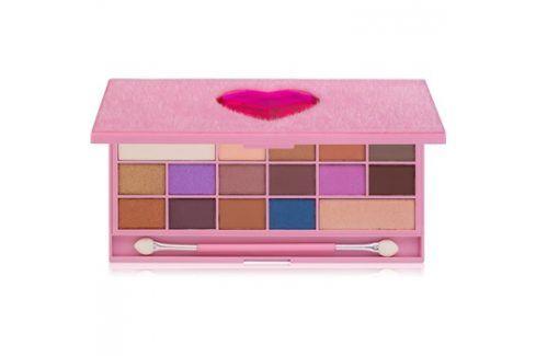 Makeup Revolution I ♥ Makeup Unicorn Love paleta očních stínů  22 g Oči