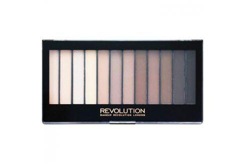 Makeup Revolution Iconic Elements paleta očních stínů  14 g Oční stíny