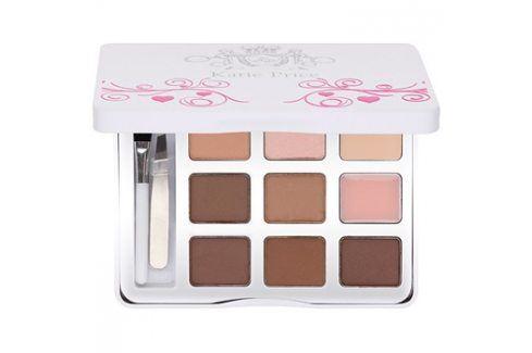 Makeup Revolution Katie Price paleta pro líčení obočí  6,3 g Úprava obočí