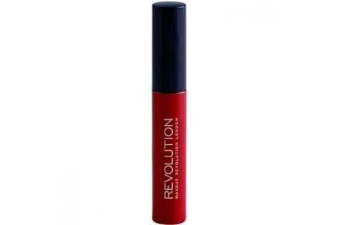 Makeup Revolution Lip Amplification lesk na rty odstín Full Throttle 7 ml Lesky na rty