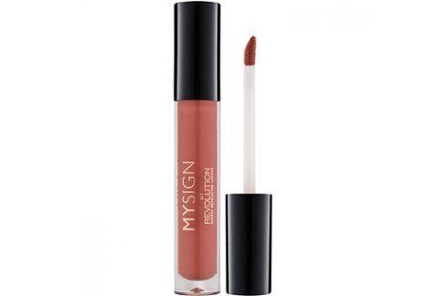 Makeup Revolution My Sign lesk na rty odstín Pisces 3 ml Lesky na rty