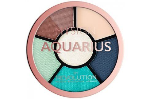 Makeup Revolution My Sign paletka na oči odstín Aquarius  4,6 g Oči