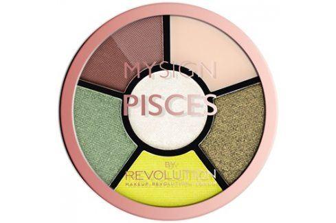 Makeup Revolution My Sign paletka na oči odstín Pisces  4,6 g Oči