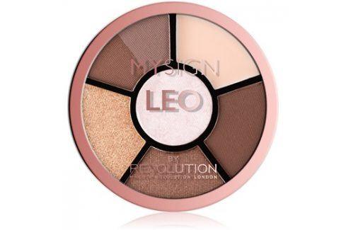 Makeup Revolution My Sign paletka na oči odstín Leo 4,6 g Oči