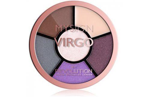 Makeup Revolution My Sign paletka na oči odstín Virgo 4,6 g Oči