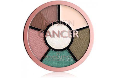 Makeup Revolution My Sign paletka na oči odstín Cancer 4,6 g Oči