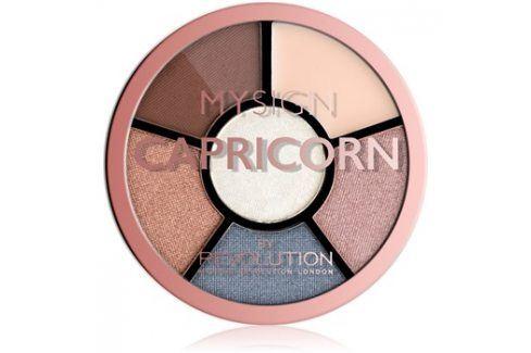 Makeup Revolution My Sign paletka na oči odstín Capricorn 4,6 g Oči