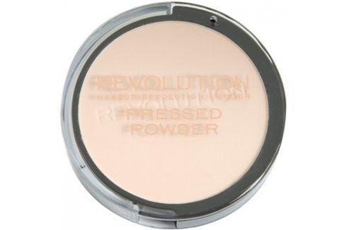 Makeup Revolution Pressed Powder kompaktní pudr odstín Porcelain 7,5 g Pudry