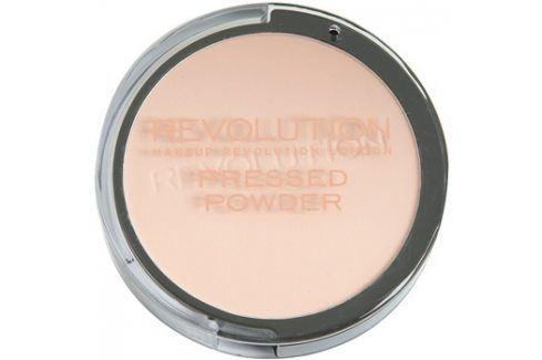 Makeup Revolution Pressed Powder kompaktní pudr odstín Translucent 7,5 g Pudry