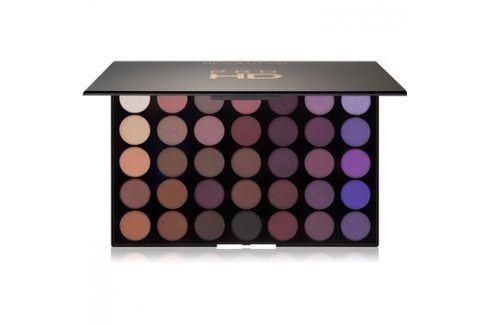Makeup Revolution Pro HD paleta očních stínů odstín Dynamic 30 g Oči