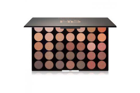 Makeup Revolution Pro HD paleta očních stínů odstín Direction 30 g Oči