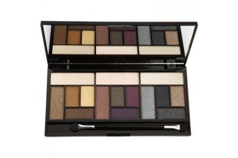 Makeup Revolution Pro Looks Big Love paleta očních stínů  13 g Oční stíny
