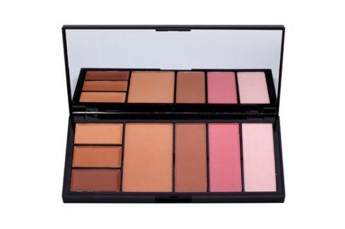 Makeup Revolution Protection paletka pro celou tvář odstín Medium/Dark 19 g Multifunkční paletky