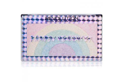 Makeup Revolution Rainbow rozjasňovač  10 g Rozjasňovače