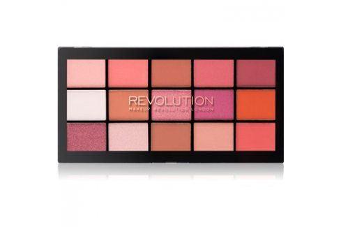 Makeup Revolution Re-Loaded Newtrals 2 paleta očních stínů odstín Newtrals 2 15 x 1,1 g Oční stíny