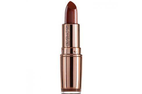 Makeup Revolution Rose Gold hydratační rtěnka odstín Chauffeur 4 g Rtěnky
