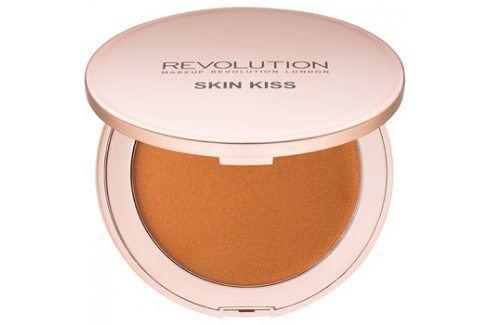 Makeup Revolution Skin Kiss krémový bronzer odstín Bronze Kiss 11,5 g Tvářenky