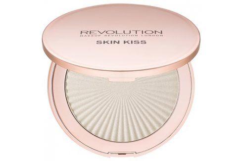 Makeup Revolution Skin Kiss rozjasňovač odstín Ice Kiss 14 g Rozjasňovače