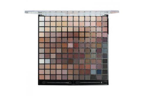 Makeup Revolution Ultimate Iconic paleta očních stínů s aplikátorem  90 g Oči